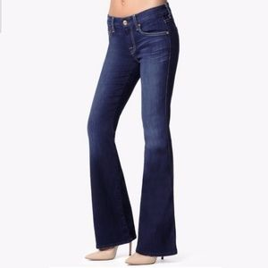 7 For All Mankind The Lexie Petite A-Pocket Jean